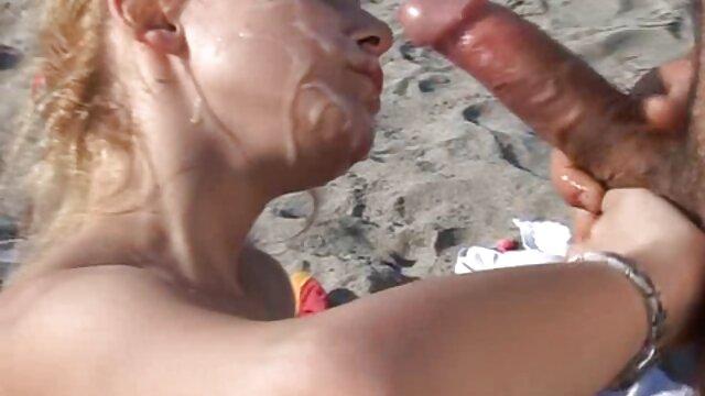 XXX nessuna registrazione  Lexi e Whitney video erotici con animali nudo in olio.