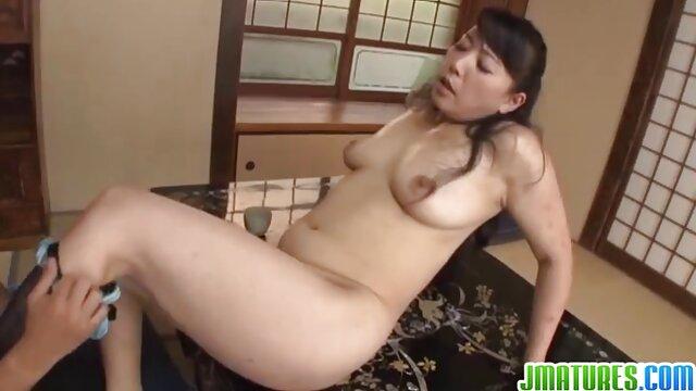 XXX nessuna registrazione  Asiatico matrigna ha dato me un video erotico film primo persona Pompino.