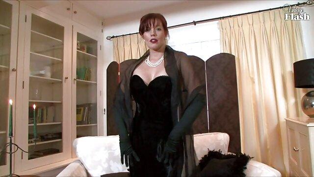 XXX nessuna registrazione  Sesso nel film erotici vintage cortile.